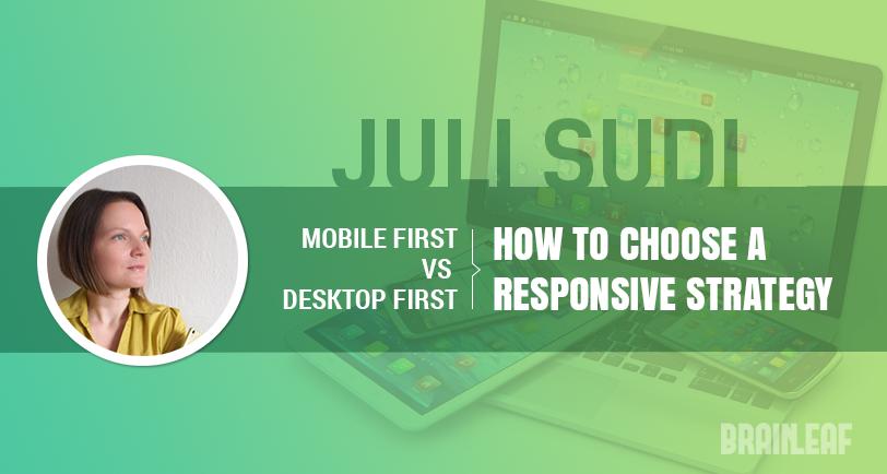 juli sudi how to choose a responsive deisgn