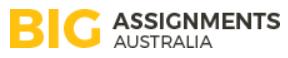 Big assignments logo