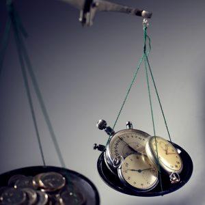 Timescale - clocks on a scale