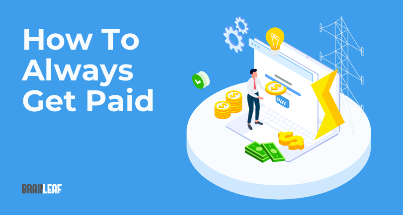 how to always get paid